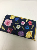 Primary Photo - BRAND:    CLOTHES MENTOR <BR>STYLE: WALLET <BR>COLOR: FLORAL <BR>SIZE: LARGE <BR>SKU: 155-155215-3081<BR>LIGHTS UP!