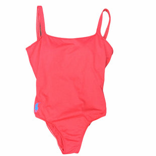 Primary Photo - BRAND: POLO RALPH LAUREN STYLE: SWIMSUIT COLOR: CORALSIZE: L SKU: 155-155220-11631
