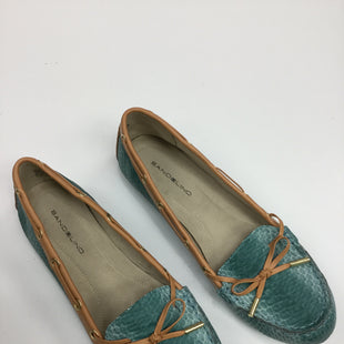 Primary Photo - BRAND: BANDOLINO STYLE: SHOES FLATS COLOR: TEAL SIZE: 8 SKU: 155-155201-3030
