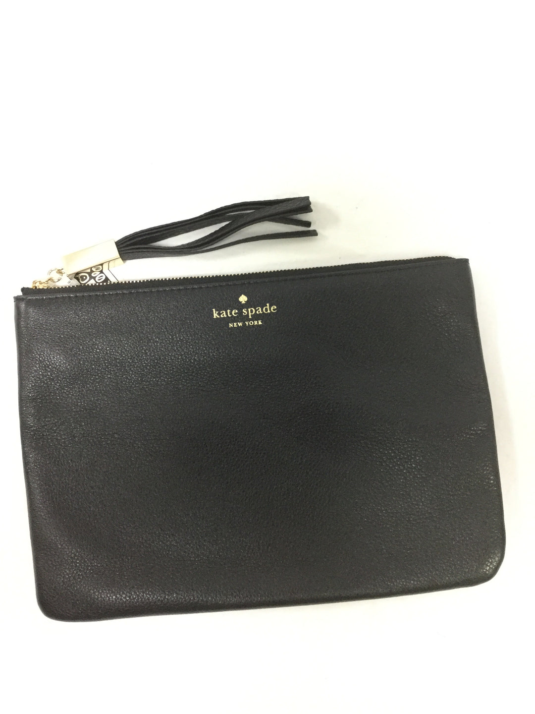 Primary Photo - BRAND: KATE SPADE <BR>STYLE: WRISTLET <BR>COLOR: BLACK <BR>SKU: 155-15599-231247