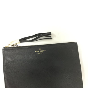 Primary Photo - BRAND: KATE SPADE STYLE: WRISTLET COLOR: BLACK SKU: 155-15599-231247