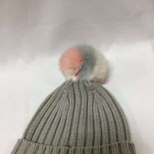 Primary Photo - BRAND: J CREW O STYLE: HAT COLOR: GREY SKU: 155-155220-8301R