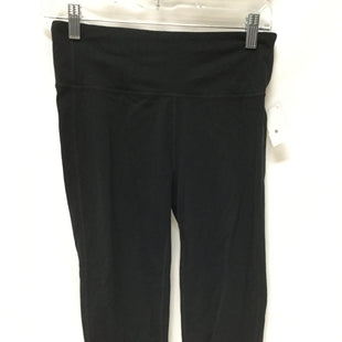 Primary Photo - BRAND: ATHLETA STYLE: ATHLETIC CAPRIS COLOR: BLACK SIZE: M SKU: 155-155224-17016