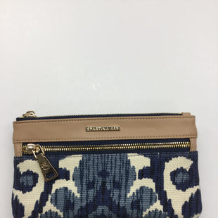 Primary Photo - BRAND: SPARTINA STYLE: WALLET COLOR: BLUE WHITE SIZE: LARGE SKU: 155-155224-6495