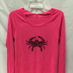 Primary Photo - BRAND: UNDER ARMOUR STYLE: ATHLETIC TOP COLOR: HOT PINK SIZE: M SKU: 155-155130-206692