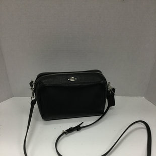 Primary Photo - BRAND: COACH STYLE: HANDBAG DESIGNER COLOR: BLACK SIZE: SMALL SKU: 155-155185-8329