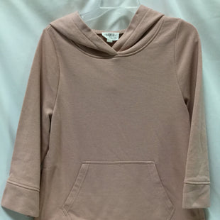 Primary Photo - BRAND: ANN TAYLOR LOFT STYLE: SWEATSHIRT HOODIE COLOR: DUSTY PINK SIZE: XS SKU: 155-15599-220912