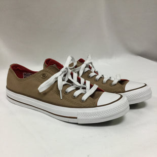 Primary Photo - BRAND: CONVERSE STYLE: SHOES ATHLETIC COLOR: TAN SIZE: 7 SKU: 155-15545-208907