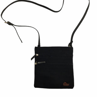 Primary Photo - BRAND: DOONEY AND BOURKE STYLE: HANDBAG COLOR: BLACK SIZE: SMALL OTHER INFO: NOTED SKU: 155-155226-1350