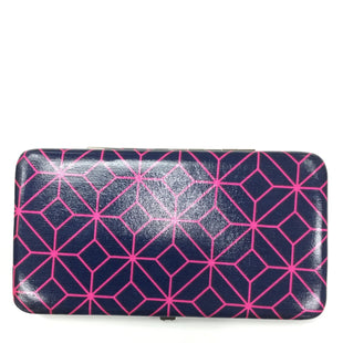 Primary Photo - BRAND:  CME STYLE: WALLET COLOR: NAVY SIZE: LARGE OTHER INFO: NOTED SKU: 155-155130-198303NAVY AND PINK