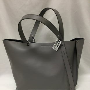 Primary Photo - BRAND: REBECCA MINKOFF STYLE: HANDBAG LEATHER COLOR: GREY SIZE: LARGE SKU: 155-155220-3225