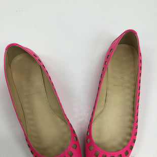 Primary Photo - BRAND: J CREW STYLE: SHOES FLATS COLOR: HOT PINK SIZE: 6 SKU: 155-155130-185208R