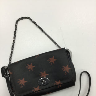 Primary Photo - BRAND: COACH STYLE: HANDBAG COLOR: BLACK SIZE: SMALL OTHER INFO: NOTED SKU: 155-15599-234403