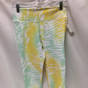 Primary Photo - BRAND: FABLETICS STYLE: ATHLETIC CAPRIS COLOR: YELLOW SIZE: S SKU: 155-155224-12639