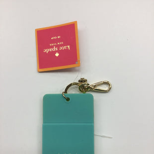 Primary Photo - BRAND: KATE SPADE STYLE: ACCESSORY TAG COLOR: TURQUOISE SKU: 155-155224-5230