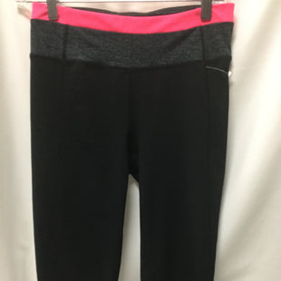 Primary Photo - BRAND: GAP STYLE: ATHLETIC CAPRIS COLOR: BLACK SIZE: S SKU: 155-15545-209109