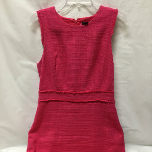 Primary Photo - BRAND: J CREW STYLE: DRESS SHORT SLEEVELESS COLOR: HOT PINK SIZE: M SKU: 155-155224-9721
