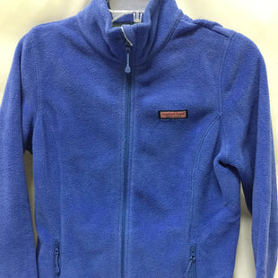 Primary Photo - BRAND: VINEYARD VINES STYLE: FLEECE COLOR: BLUE SIZE: S SKU: 155-155185-4552