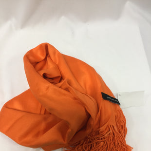 Primary Photo - BRAND: JONES NEW YORK STYLE: SCARF COLOR: ORANGE SKU: 155-155185-7164