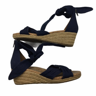 Primary Photo - BRAND: UGG STYLE: SANDALS LOW COLOR: NAVY SIZE: 7 SKU: 155-155226-3351