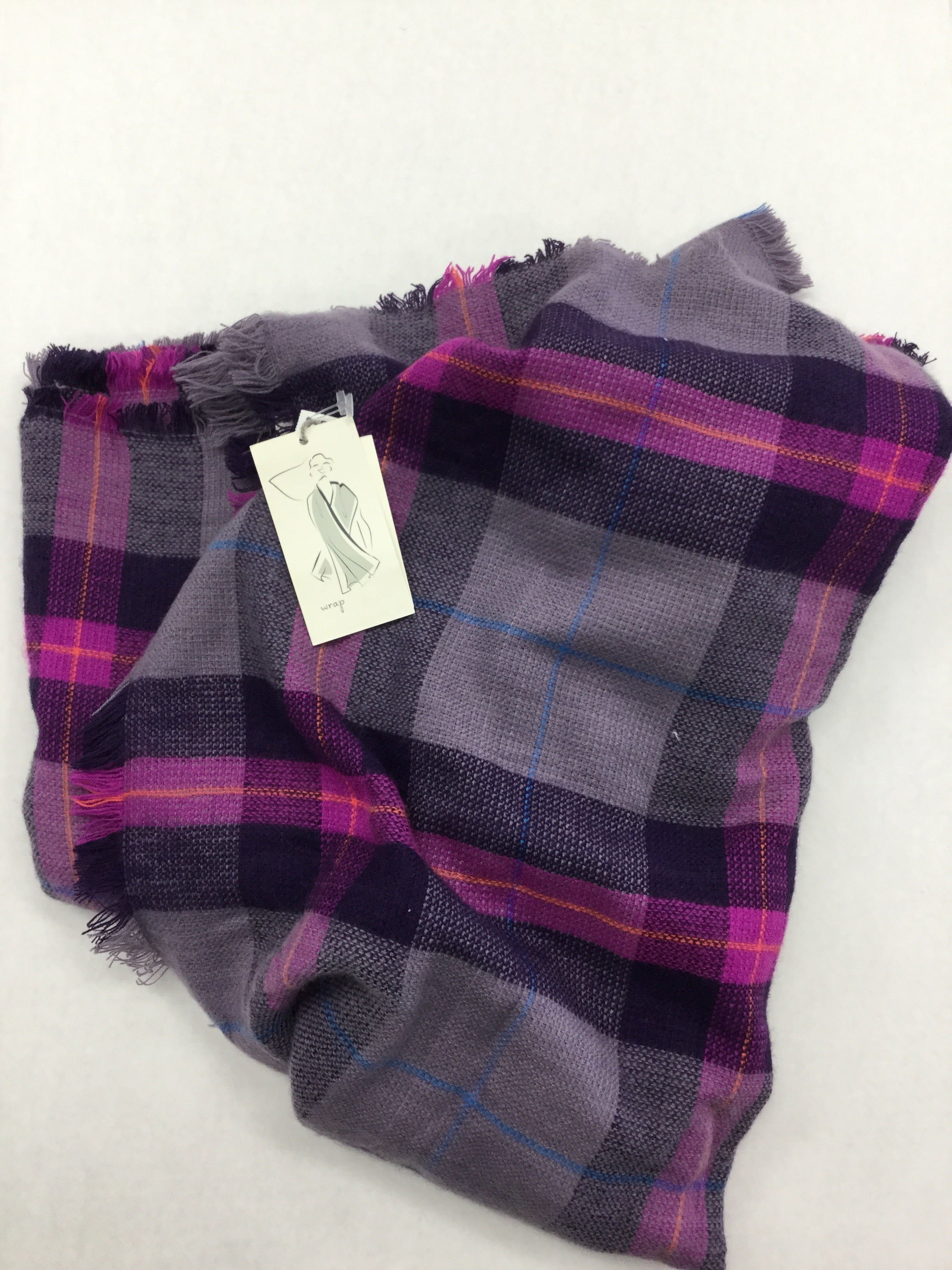Primary Photo - BRAND: A NEW DAY <BR>STYLE: SCARF WINTER <BR>COLOR: PURPLE <BR>SKU: 155-155201-17248