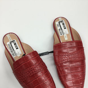 Primary Photo - BRAND: ZARA BASIC STYLE: SHOES FLATS COLOR: RED SIZE: 7 SKU: 155-15545-195992