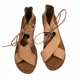 Primary Photo - BRAND: LUCKY BRAND STYLE: SANDALS LOW COLOR: PINK SIZE: 7.5 SKU: 155-155201-18840