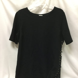 Primary Photo - BRAND: CHICOS STYLE: DRESS SHORT SHORT SLEEVE COLOR: BLACK SIZE: XL SKU: 155-155224-13447