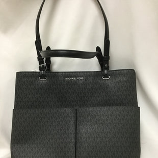 Primary Photo - BRAND: MICHAEL BY MICHAEL KORS STYLE: HANDBAG DESIGNER COLOR: BLACK SIZE: LARGE OTHER INFO: SLIGHT WEAR NOTED SKU: 155-155130-214151