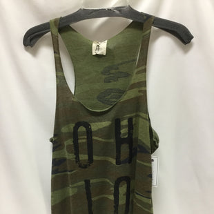 Primary Photo - BRAND:    CLOTHES MENTOR STYLE: TANK TOP COLOR: CAMOFLAUGE SIZE: XS SKU: 155-15599-235222