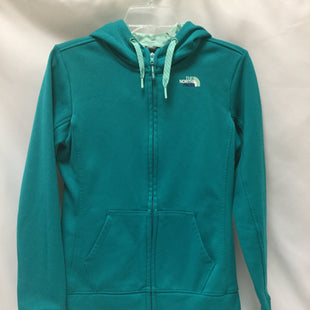 Primary Photo - BRAND: NORTHFACE STYLE: ATHLETIC JACKET COLOR: TEAL SIZE: S SKU: 155-15599-240209