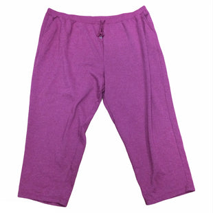 Primary Photo - BRAND: WOMAN WITHIN STYLE: ATHLETIC PANTS COLOR: RASPBERRY SIZE: 5 SKU: 155-15599-243038