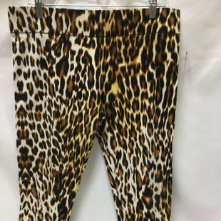 Primary Photo - BRAND:    CLOTHES MENTOR STYLE: LEGGINGS COLOR: ANIMAL PRINT SIZE: L SKU: 155-15599-235459