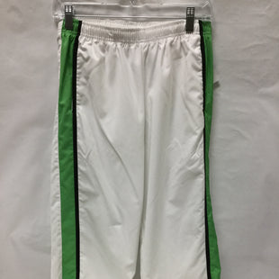 Primary Photo - BRAND: NIKE STYLE: ATHLETIC CAPRIS COLOR: WHITE GREEN BLACKSIZE: M SKU: 155-155227-549