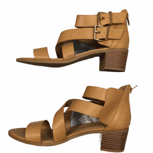 Primary Photo - BRAND: AMERICAN EAGLE STYLE: SANDALS LOW COLOR: BEIGE SIZE: 7 SKU: 155-155238-68