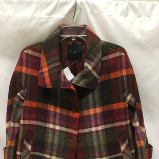 Primary Photo - BRAND: TALBOTS STYLE: COAT SHORT COLOR: PLAID SIZE: M SKU: 155-155220-4549SIZE 8 PETITE