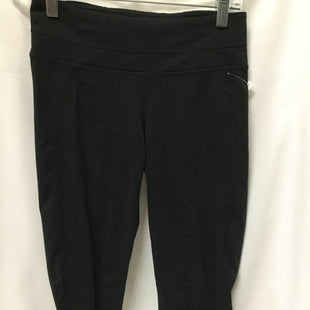 Primary Photo - BRAND: ATHLETA STYLE: ATHLETIC CAPRIS COLOR: BLACK SIZE: S SKU: 155-155185-7552