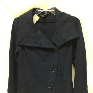 Primary Photo - BRAND: WHITE HOUSE BLACK MARKET STYLE: BLAZER JACKET COLOR: NAVY SIZE: XS SKU: 155-155215-3379