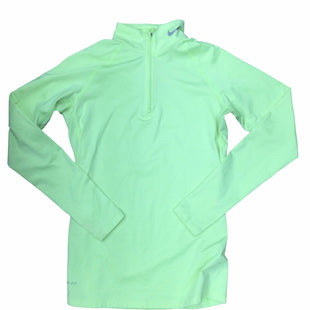 Primary Photo - BRAND: NIKE STYLE: ATHLETIC JACKET COLOR: NEON SIZE: M SKU: 155-155215-5121