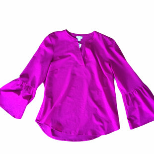 Primary Photo - BRAND: J CREW STYLE: TOP LONG SLEEVE COLOR: FUSCHIA SIZE: S SKU: 155-155215-4769