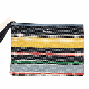 Primary Photo - BRAND: KATE SPADE STYLE: MAKEUP BAG COLOR: NAVY SKU: 155-155224-20946