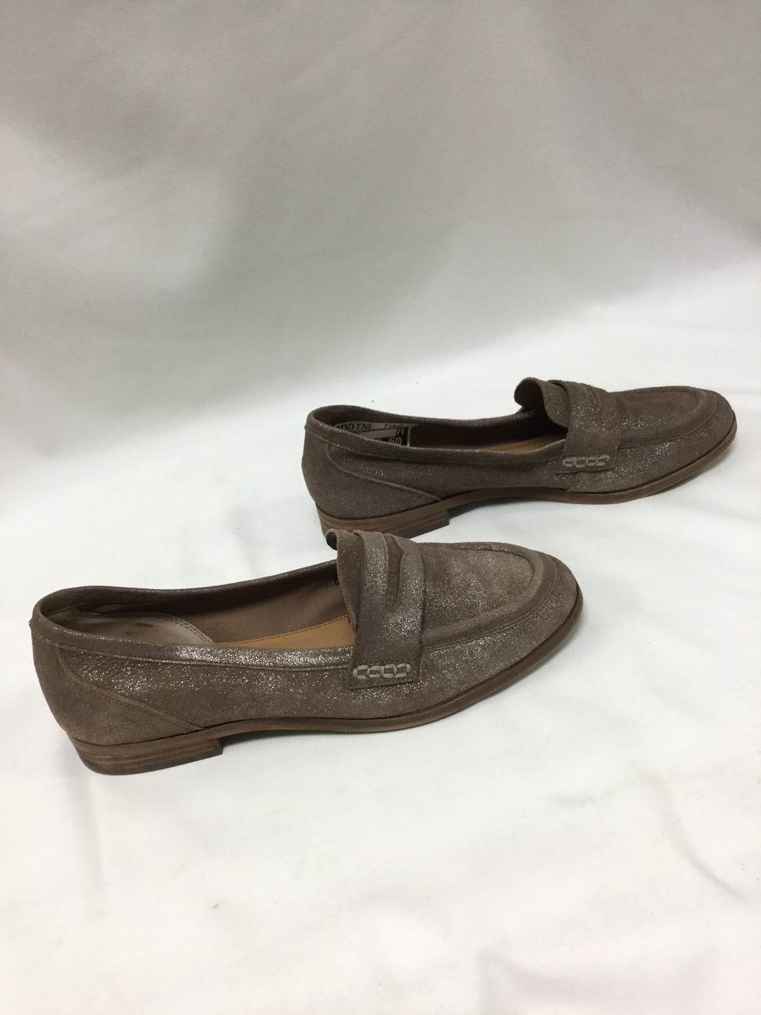Photo #1 - BRAND: GIANNI BINI <BR>STYLE: SHOES FLATS <BR>COLOR: BROWN <BR>SIZE: 7.5 <BR>SKU: 155-155220-2937