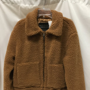 Primary Photo - BRAND:    CLOTHES MENTOR STYLE: COAT SHORT COLOR: BROWN SIZE: L OTHER INFO: BAGATELLE - SKU: 155-15599-237807