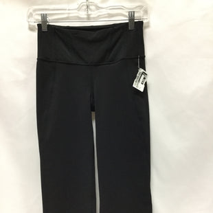 Primary Photo - BRAND: LULULEMON STYLE: ATHLETIC CAPRIS COLOR: BLACK SIZE: S SKU: 155-155215-4196R