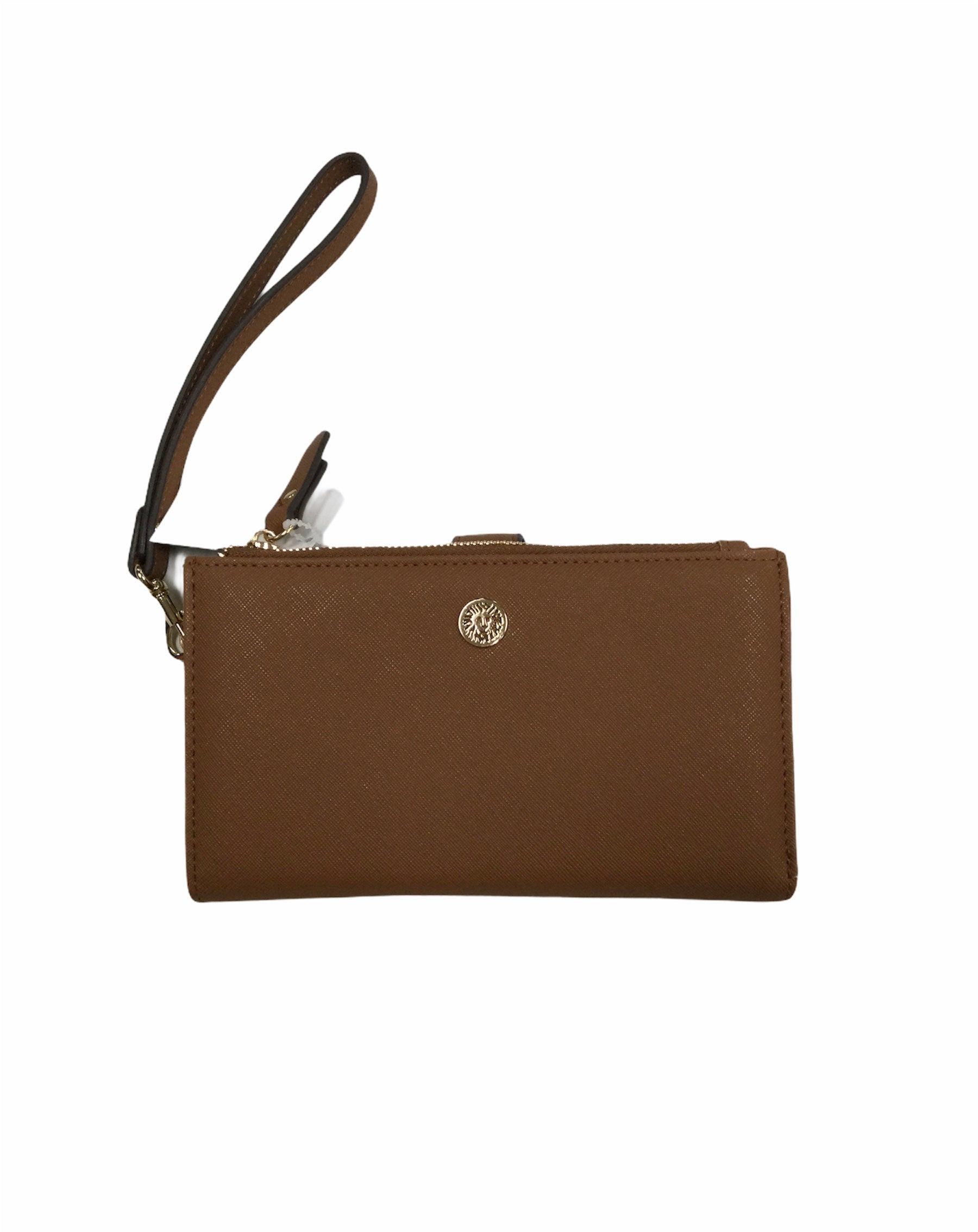 Primary Photo - BRAND: ANNE KLEIN <BR>STYLE: WRISTLET <BR>COLOR: BROWN <BR>SKU: 155-155224-22487
