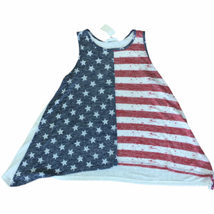 Primary Photo - BRAND: CLOUD CHASER STYLE: TANK TOP COLOR: FLAG SIZE: S SKU: 155-15599-239950