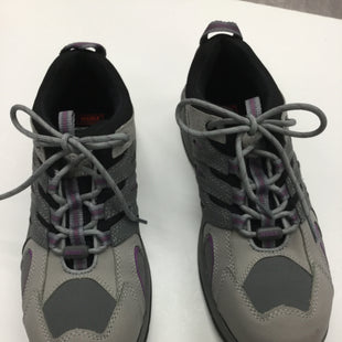 Primary Photo - BRAND:   REDWING STYLE: SHOES ATHLETIC COLOR: GREY SIZE: 9 OTHER INFO: REDWING - SKU: 155-155224-8398STEEL TOE