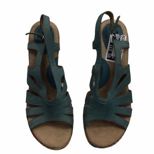 Primary Photo - BRAND: BOC STYLE: SANDALS HIGH COLOR: MINT SIZE: 9 SKU: 155-155130-204762