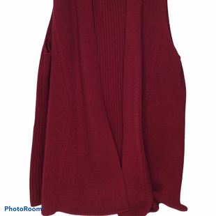 Primary Photo - BRAND: TALBOTS STYLE: SWEATER CARDIGAN LIGHTWEIGHT COLOR: RASPBERRY SIZE: 2X SKU: 155-155185-6292