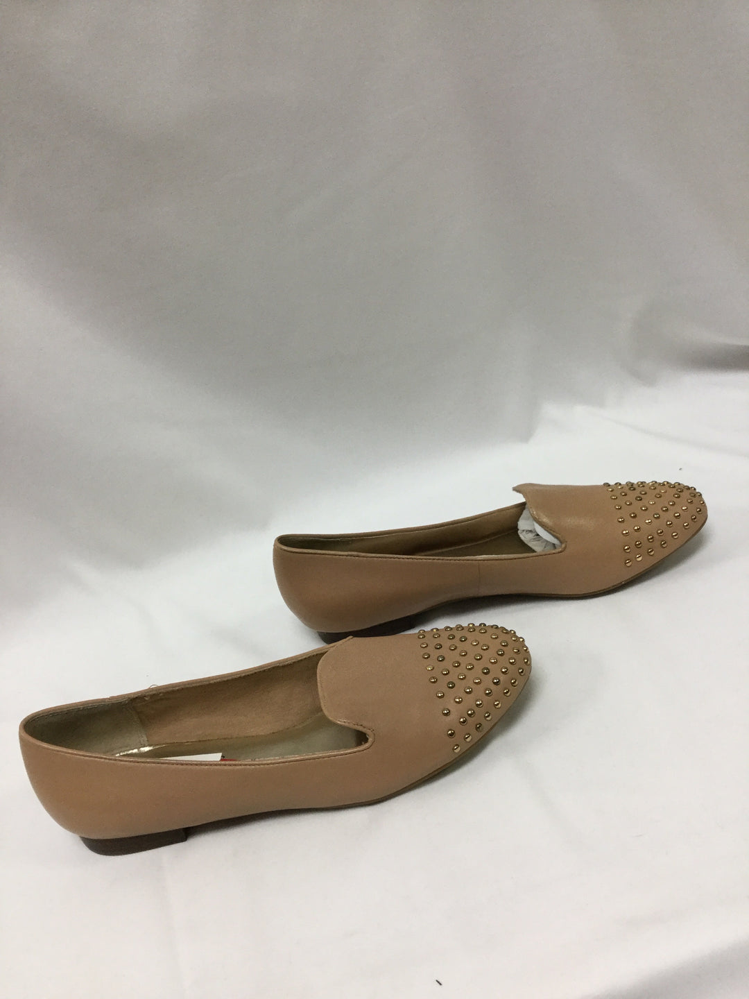 Photo #1 - BRAND: MARC FISHER <BR>STYLE: SHOES FLATS <BR>COLOR: TAN <BR>SIZE: 8 <BR>SKU: 155-155220-4475